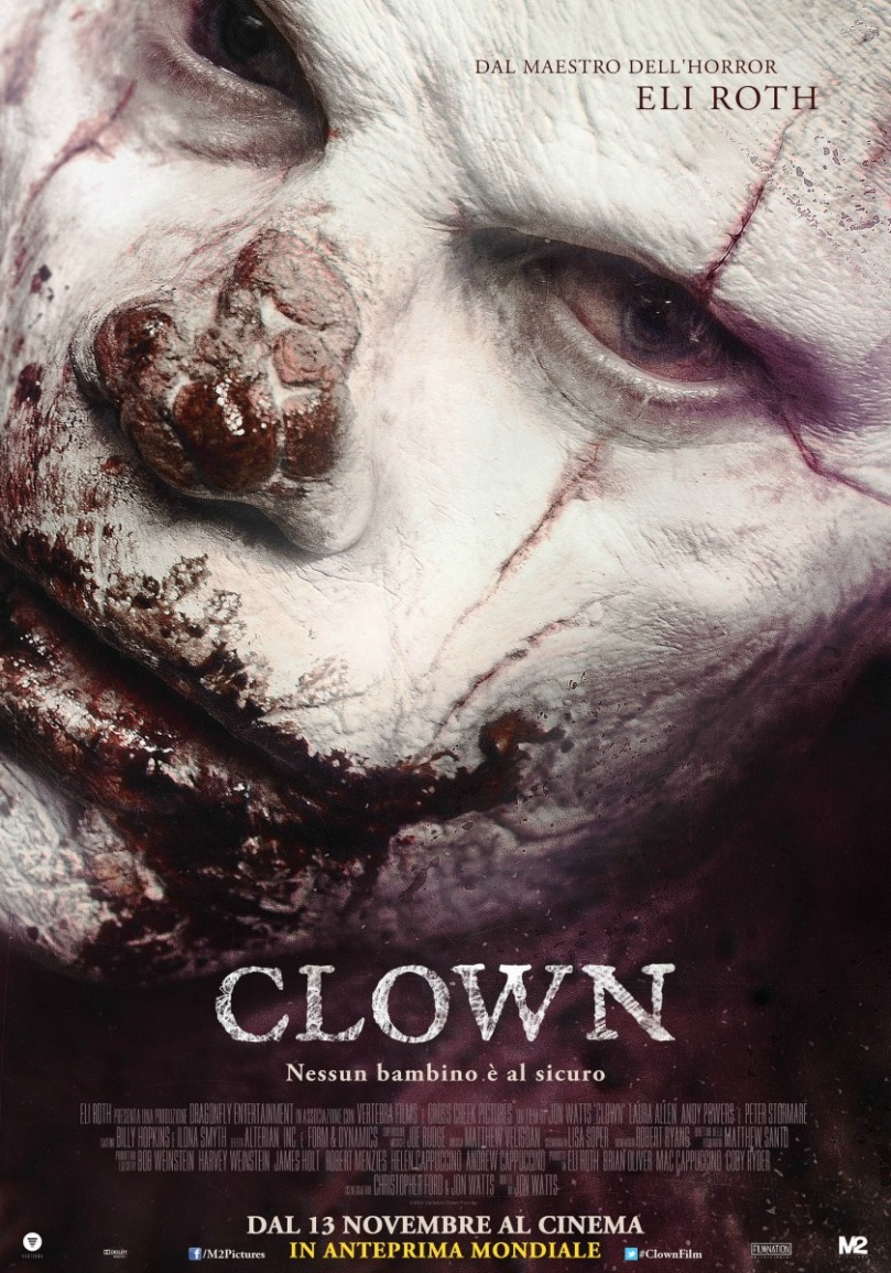 clown-streaming
